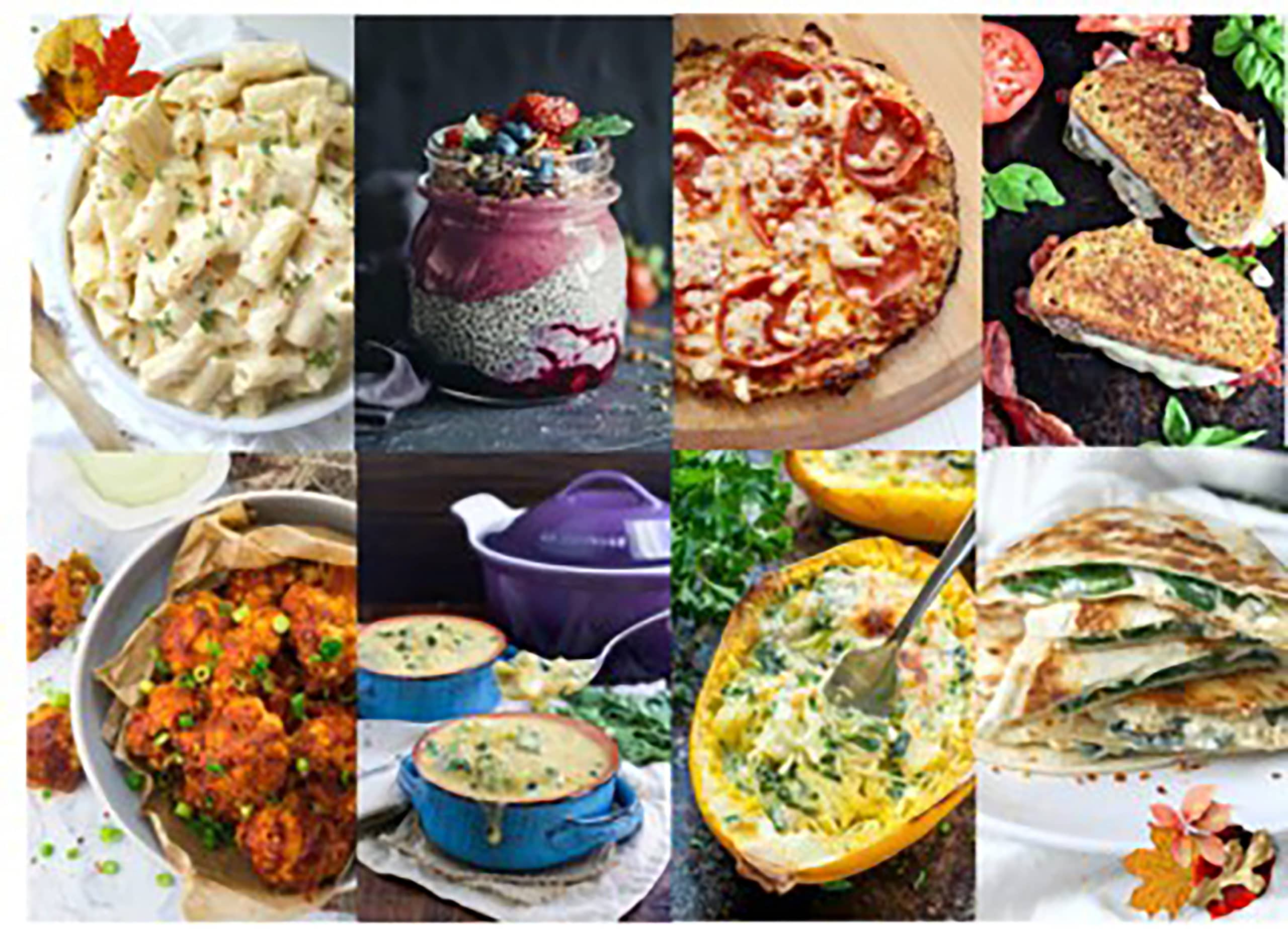 Easy and Healthy Fall Recipes