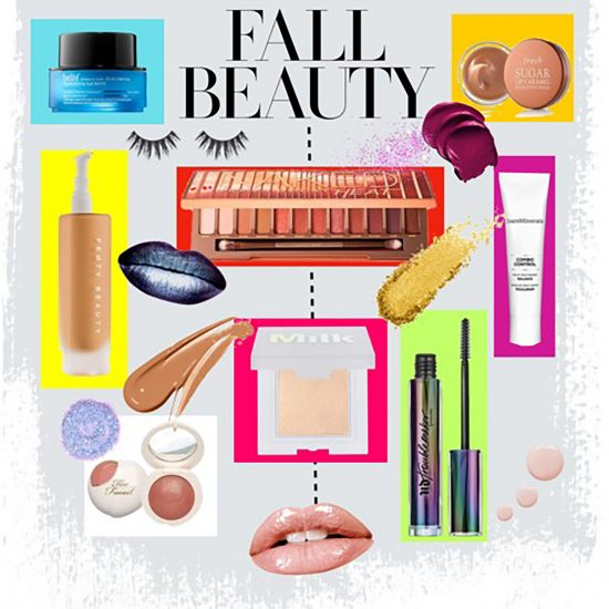 fall 2017 makeup products