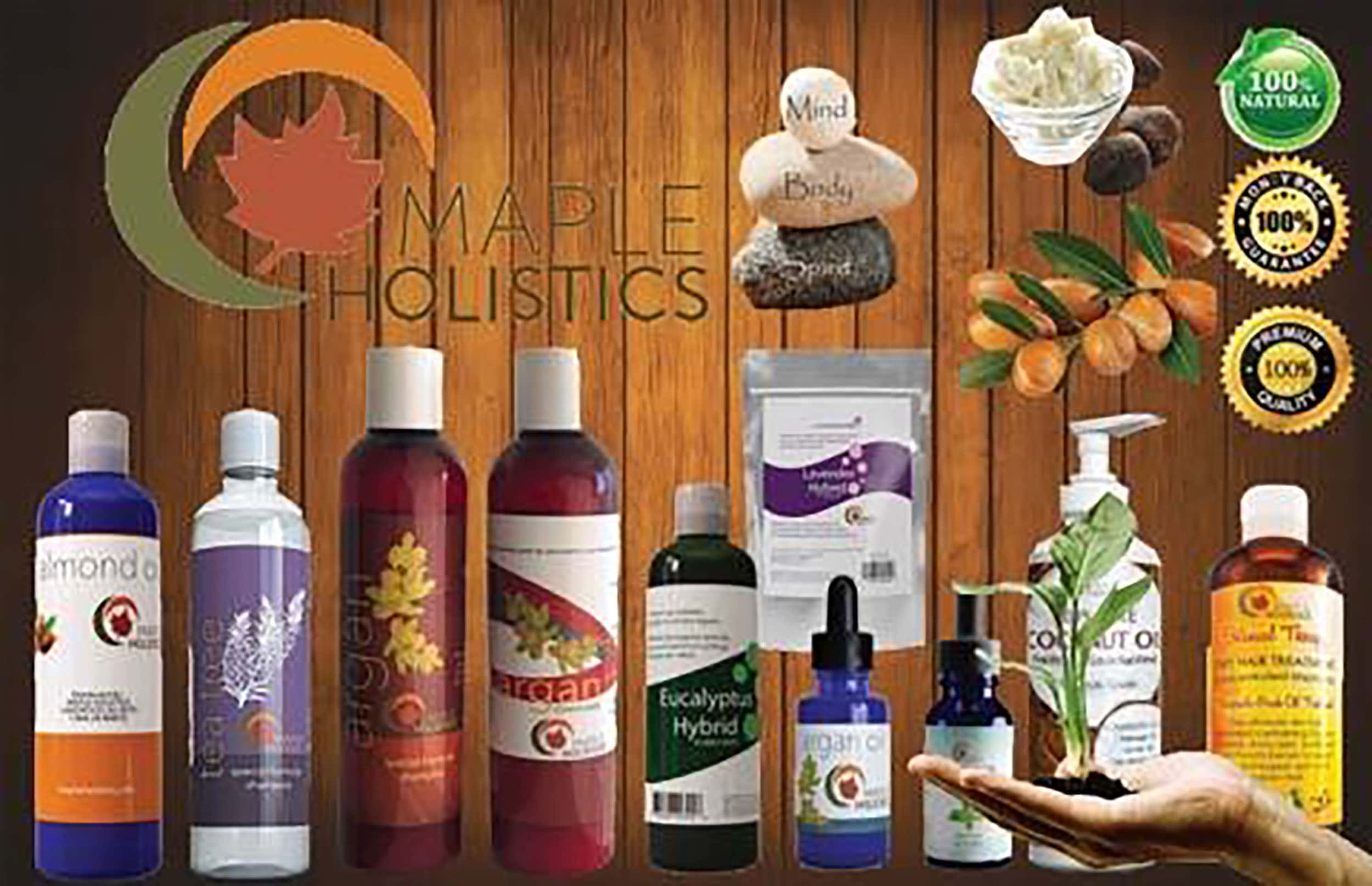 maple holistics