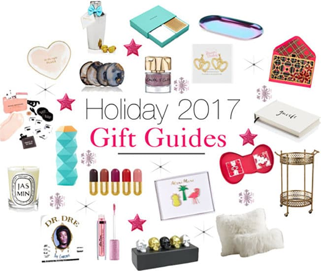 Holiday 2017 Shopping Guide - A Girl in LA