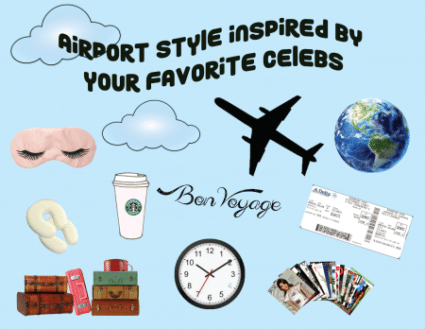look chic when you're traveling