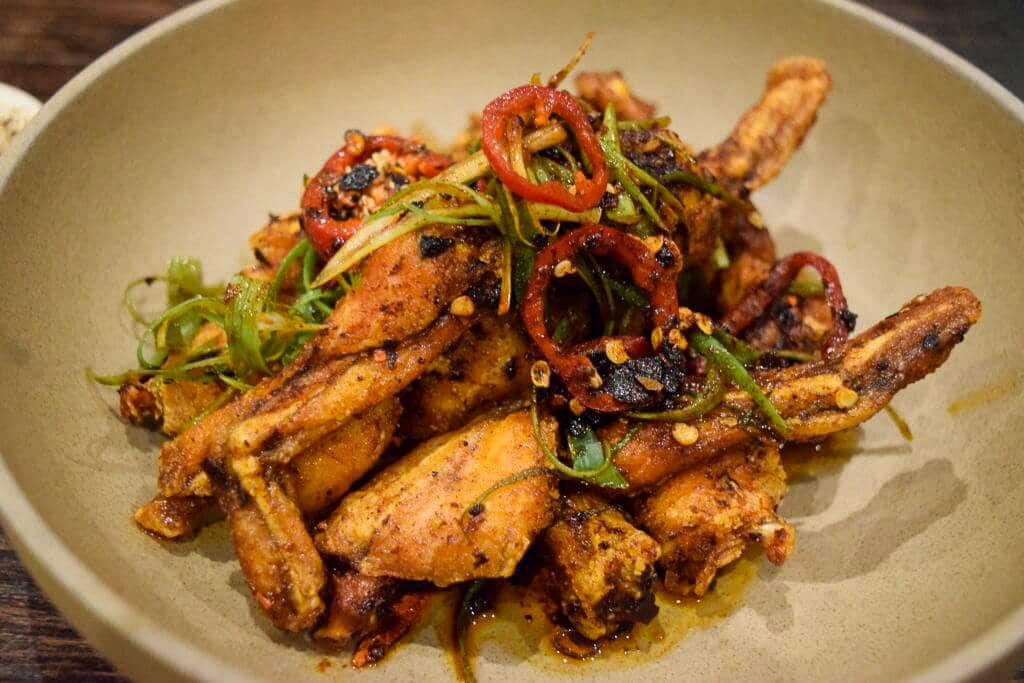 Exotic Dishes In and Around DTLA