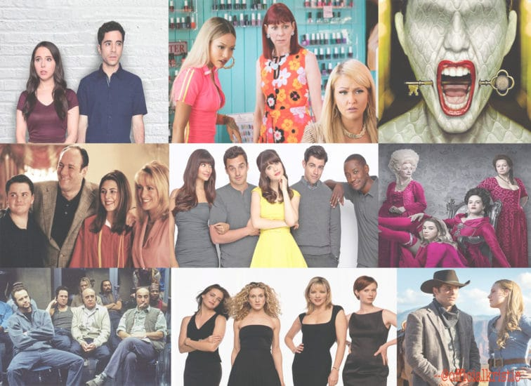 Favorite TV Shows of All-Time