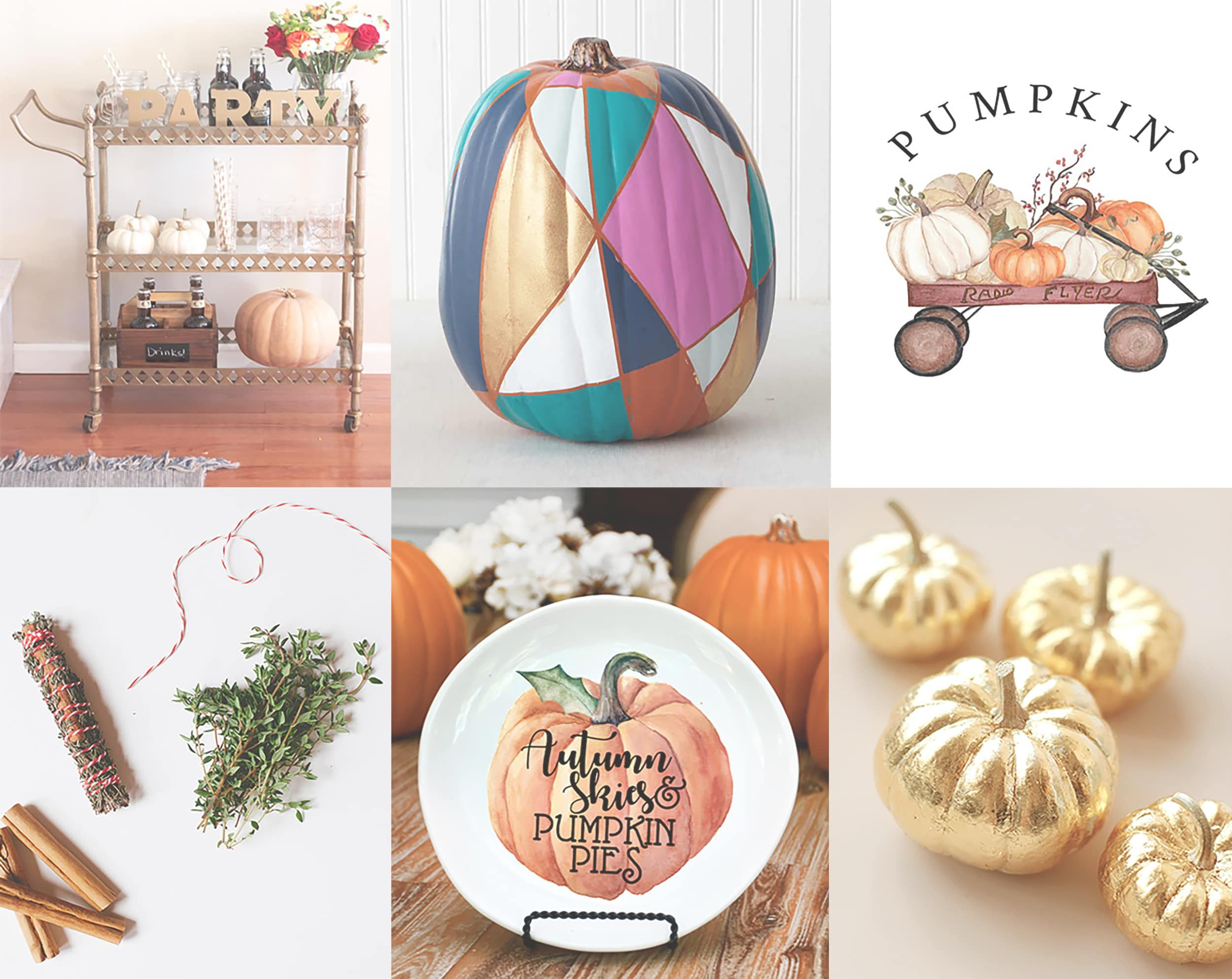 Easy DIY Fall Decorations