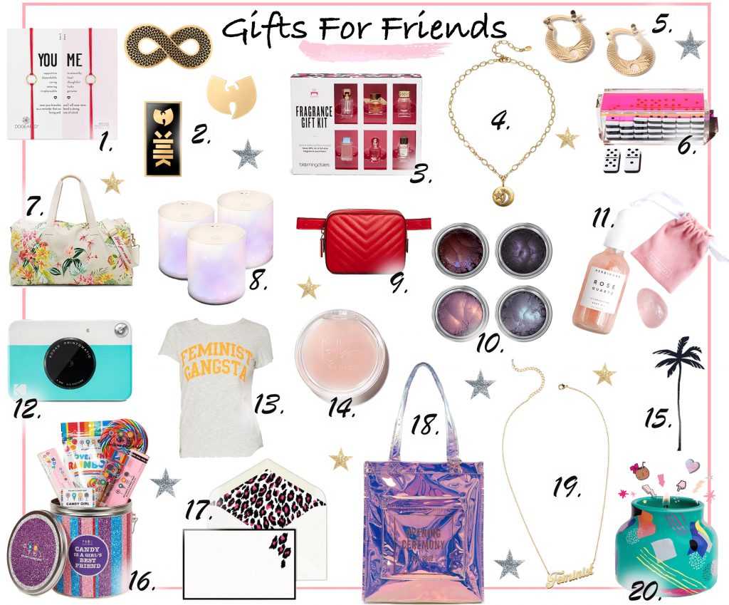 What to Gift A Friend