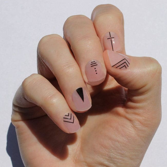 New Beauty Trends - Intricate Nail Art