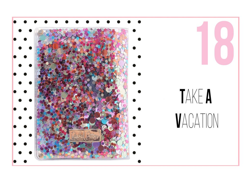 Tips for dealing with stress - Take a vacation