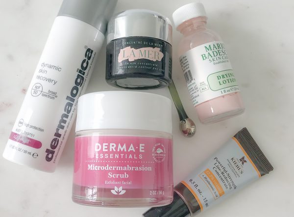 Beauty Save and Splurge: My Must Have Skincare Products:
