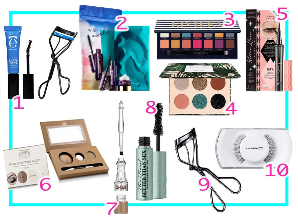 Best Travel Size Eye Makeup Products