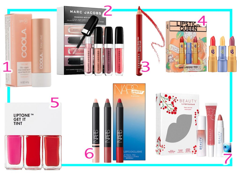 Best Travel Size Lipsticks and Glosses