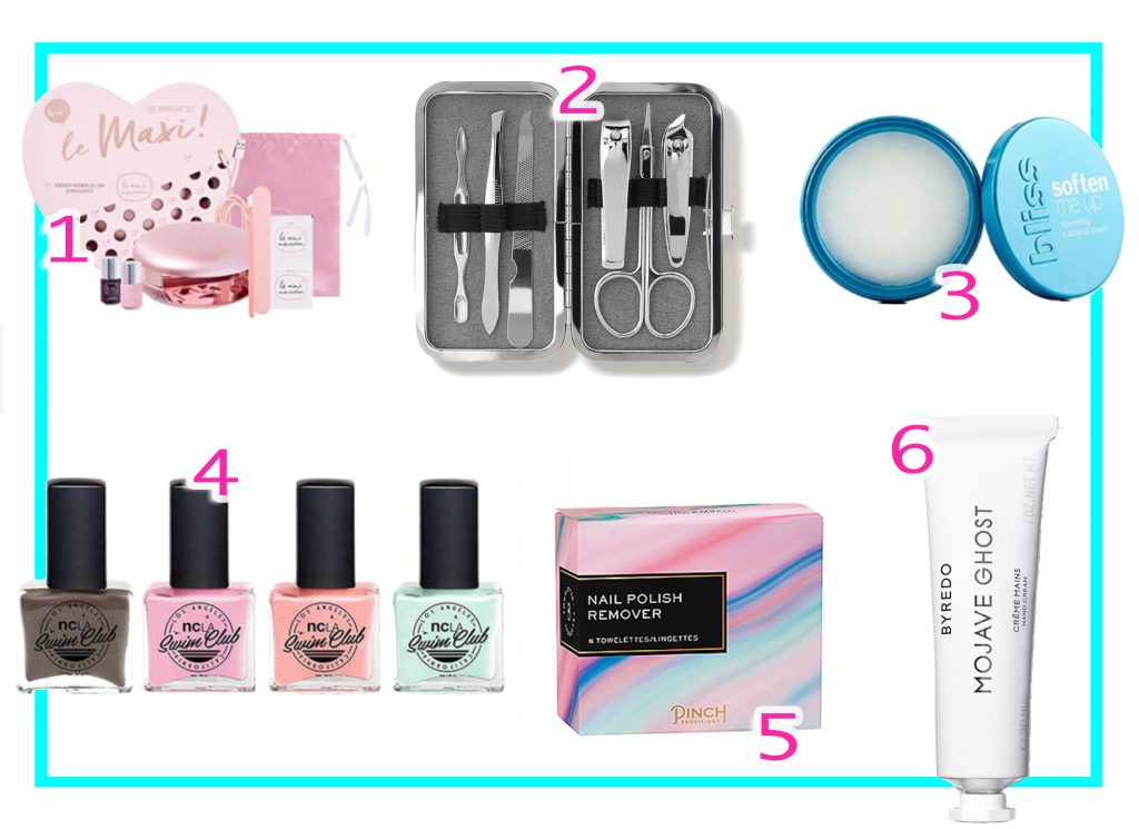 Best Travel Size Manicure Products