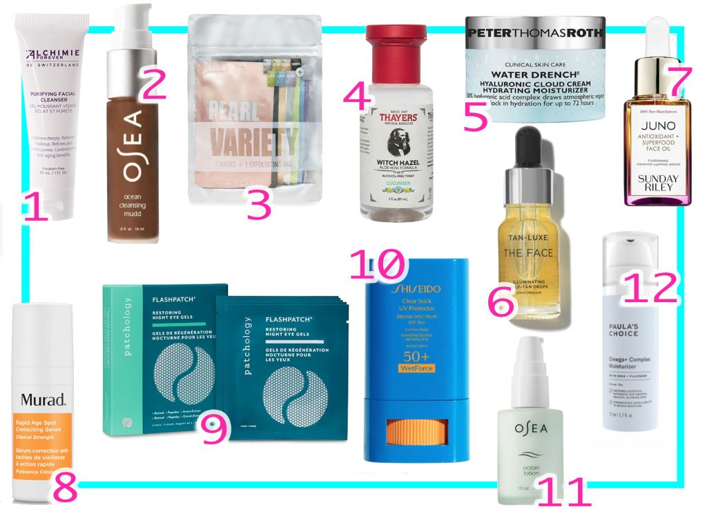 Best Travel Size Skincare Products
