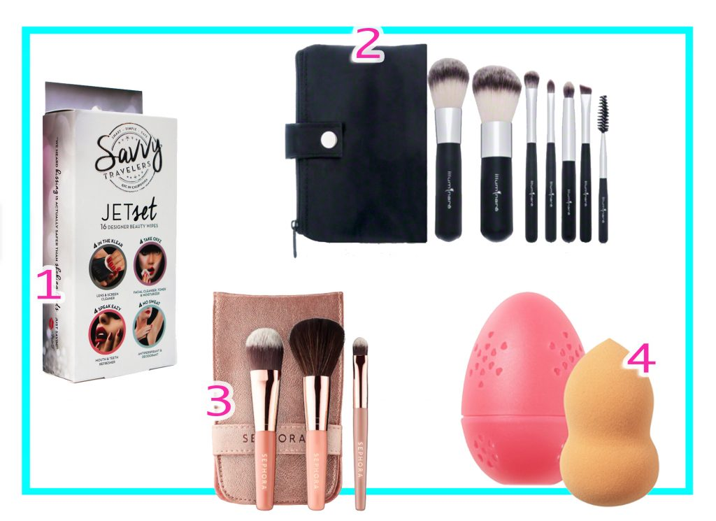 Best Travel Size Brushes and Extras