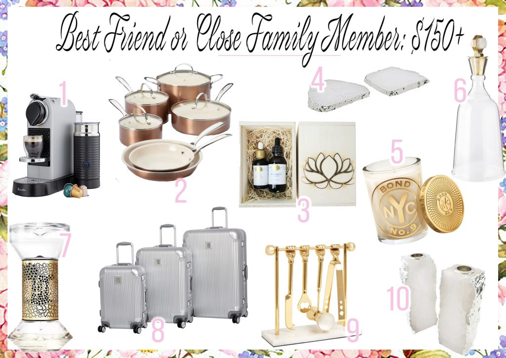 Wedding Gift Etiquette: What to Get a Best Friend or Close Family Member