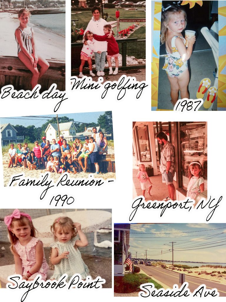 Summer Nostalgia - Reminiscing On My Trips To The Connecticut Shore