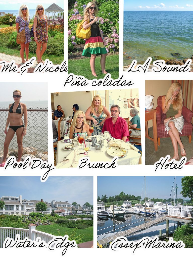 Summer Nostalgia - Water's Edge Beach Resort and Spa