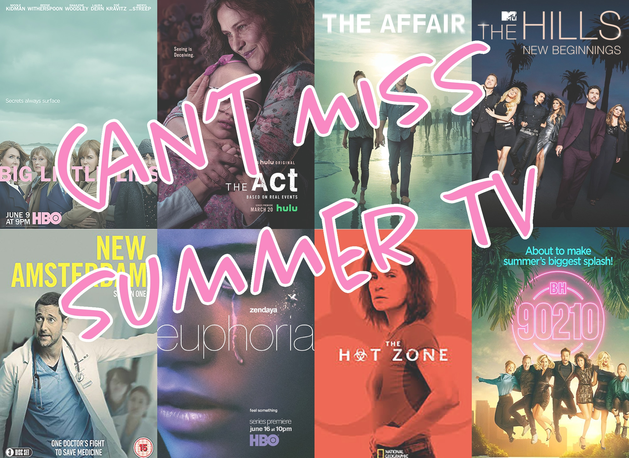 The Best TV Shows to Watch This Summer