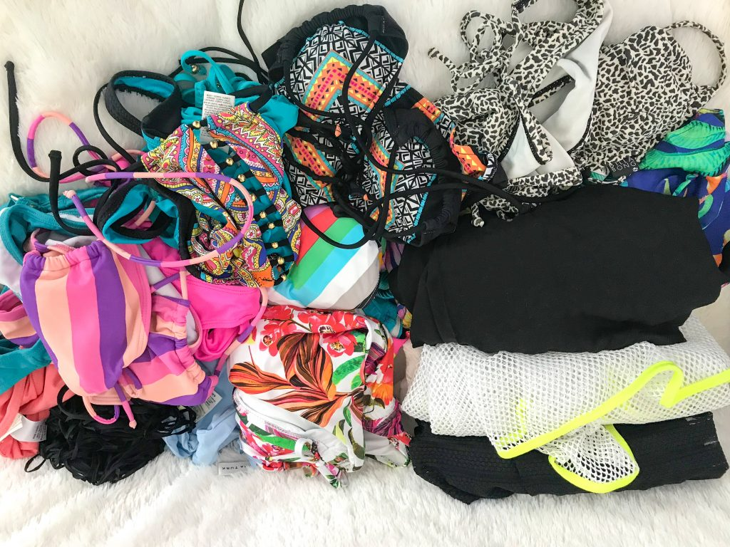 Packing Tips: Swimwear and Cover-ups