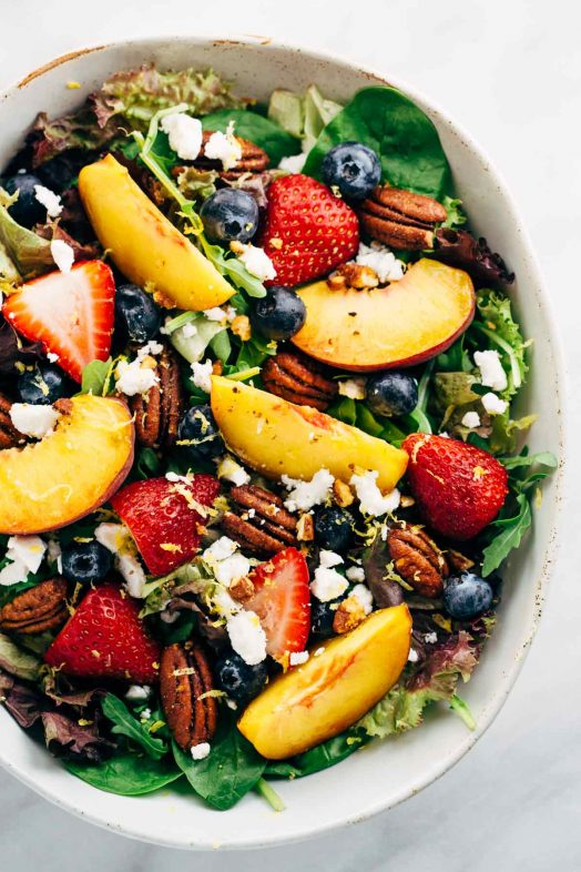 Summer Salads and Pasta Dishes