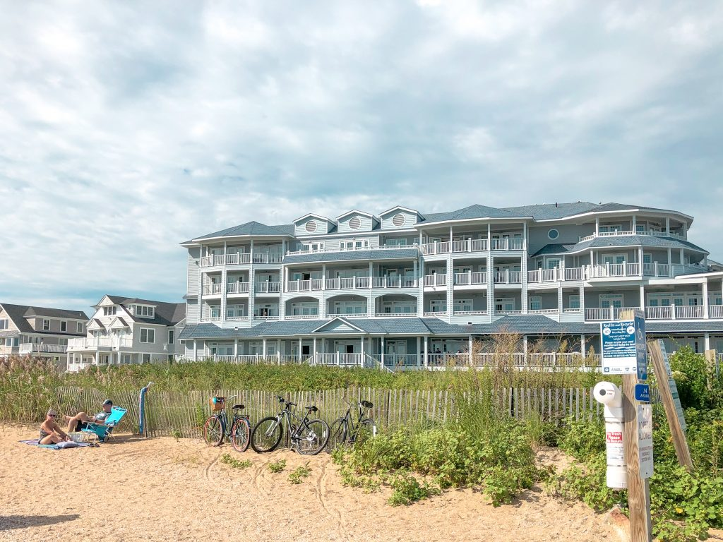 The Madison Beach Hotel on the Connecticut Shoreline