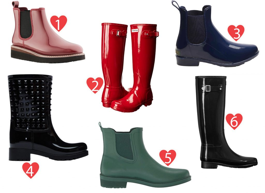 A Guide to Choosing The Right Rain Boots This Season