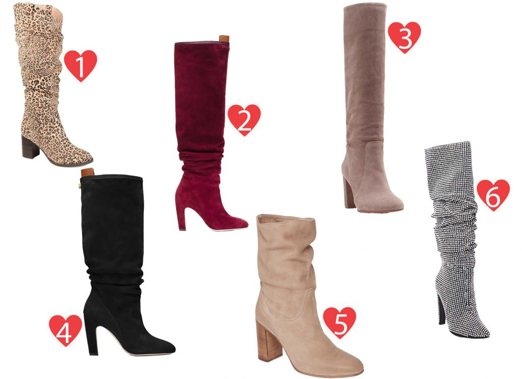 A Guide to Choosing The Right Slouchy Boots This Season
