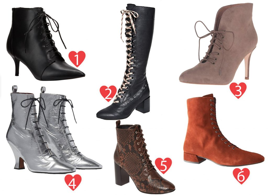 A Guide to Choosing The Right Victorian Boots This Season