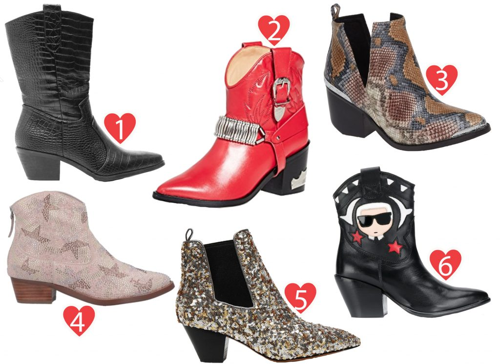 A Guide to Choosing The Right Western Boots This Season