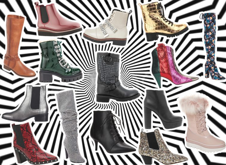 A Guide to Choosing The Right Boots This Season + 90 of My Favorites!