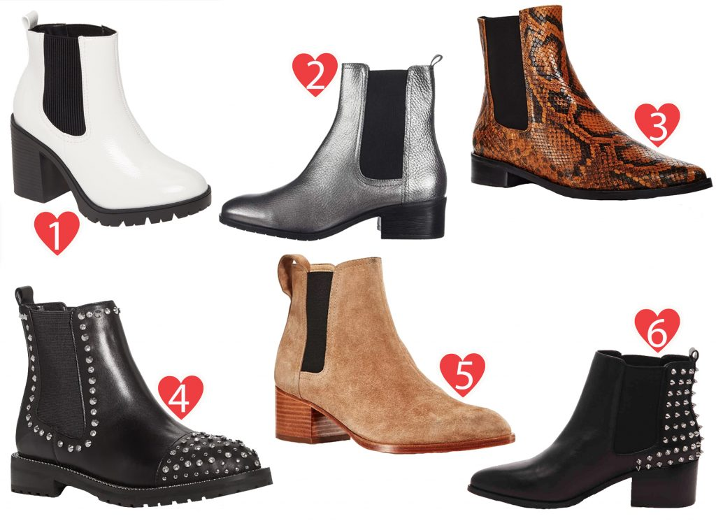 A Guide to Choosing The Right Chelsea Boots This Season