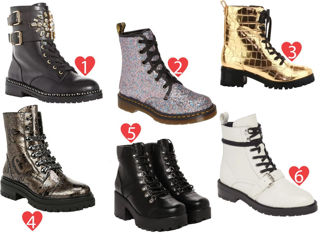 A Guide to Choosing The Right Combat Boots This Season