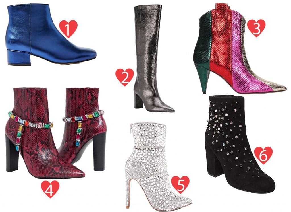 A Guide to Choosing The Right Statement Boots This Season