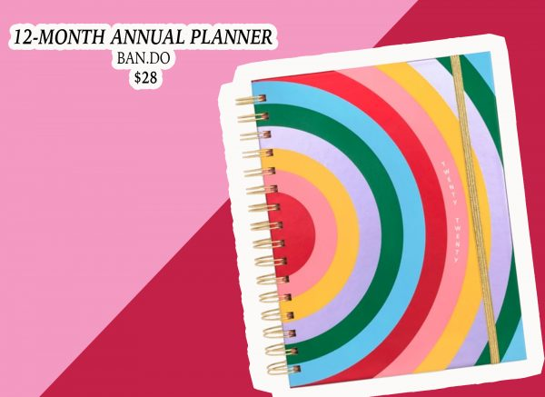 My Holiday Wish List: A 12-Month Ban.do Planner