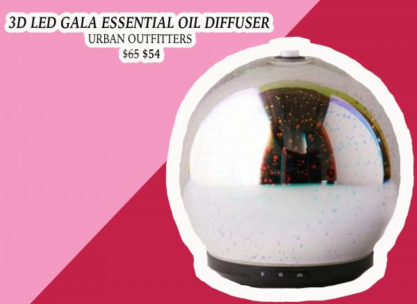 My Holiday Wish List: Crystal Ball Diffuser from Urban Outfitters