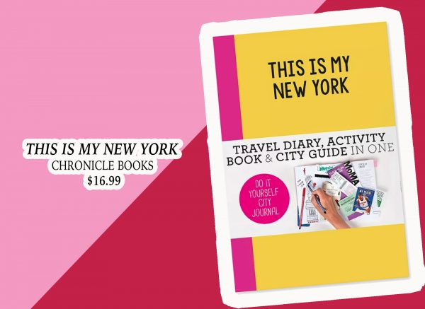 My Holiday Wish List: This Is My New York Travel Journal