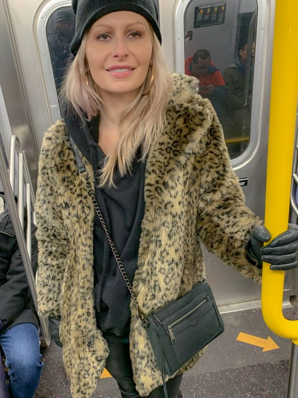 What I Wore On My Five-Day Trip To The Big Apple