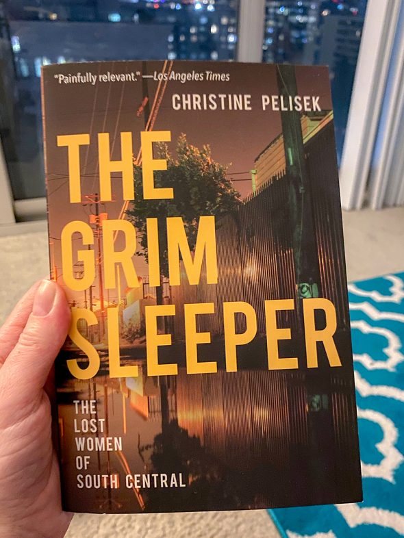 What I Loved in February 2020: Reading The Grim Sleeper - The Lost Women of South Central