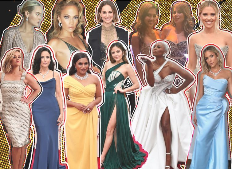 The Best Looks On The Oscars Red Carpet