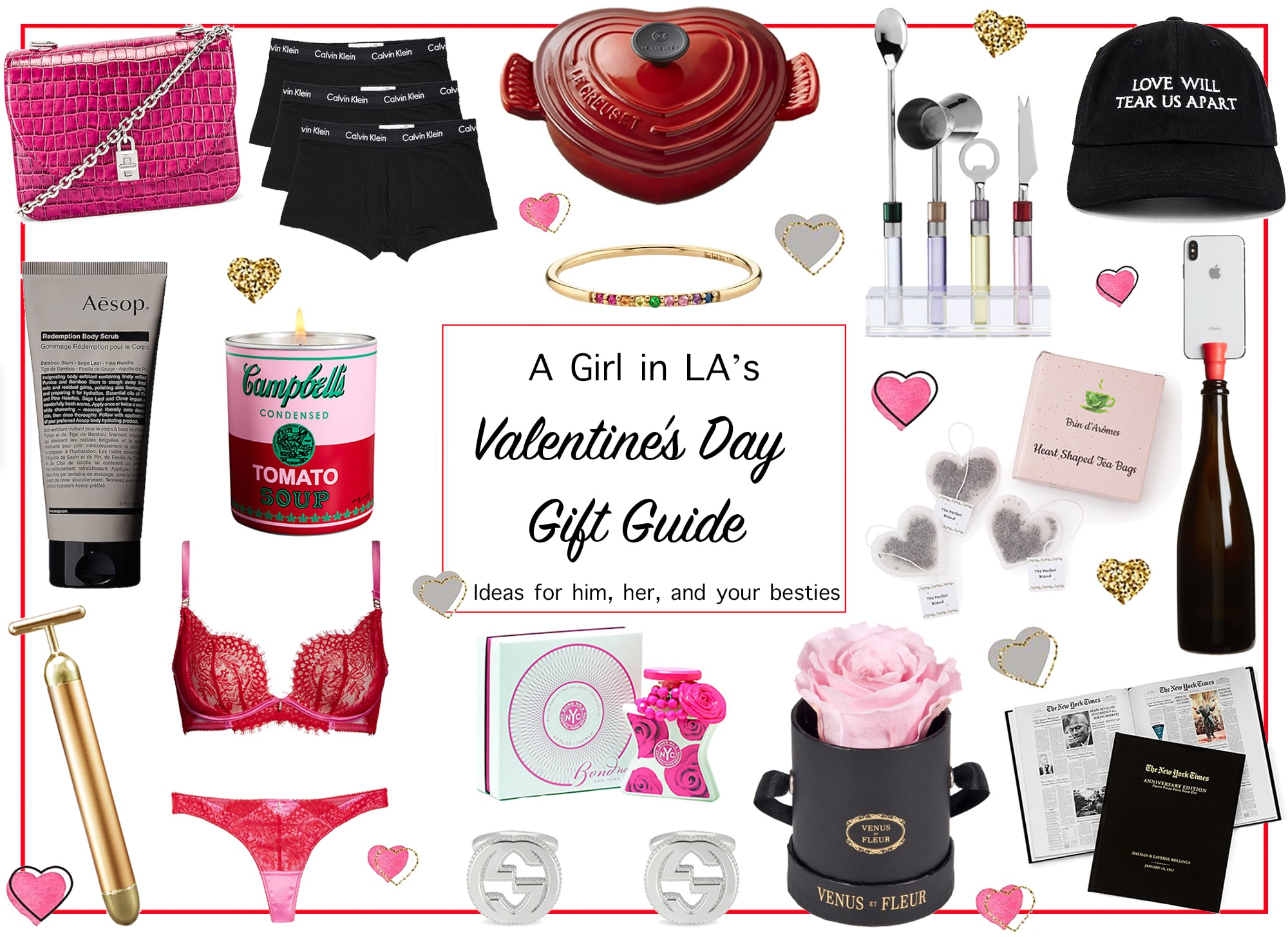 52 Valentine's Day Gift Ideas For Every Budget