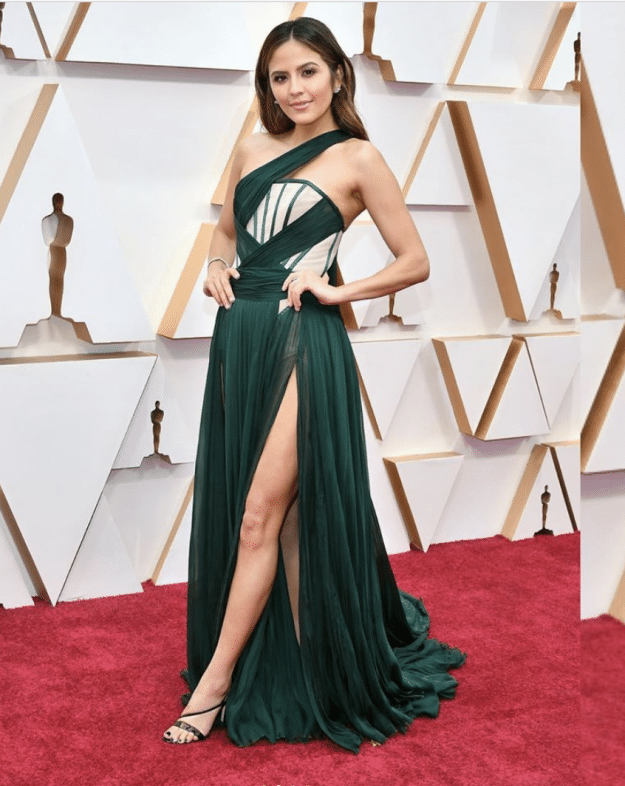 The Best Looks On The Oscars Red Carpet: Erin Lim