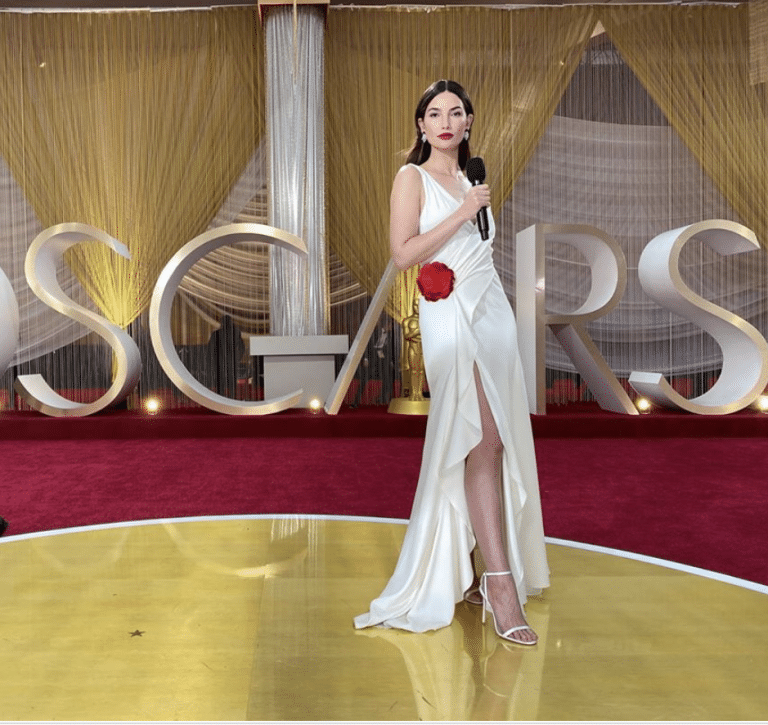 The Best Looks On The Oscars Red Carpet: Lily Aldridge