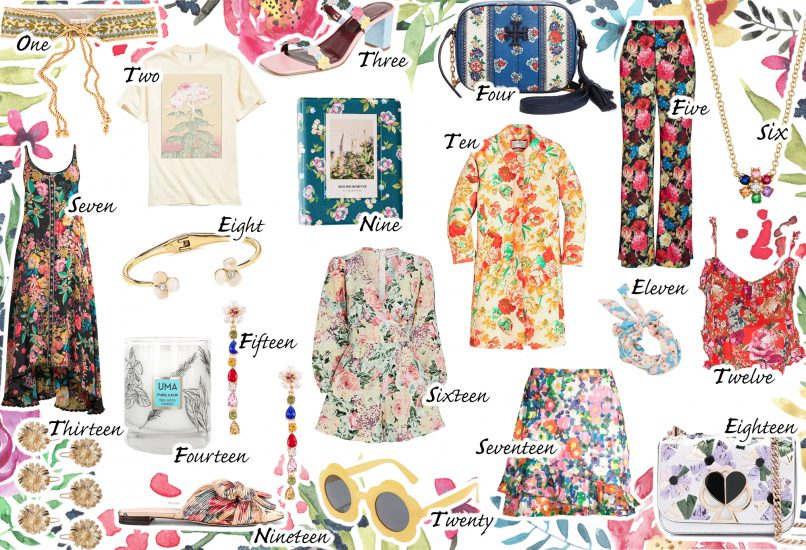 Florals? For Spring? Groundbreaking
