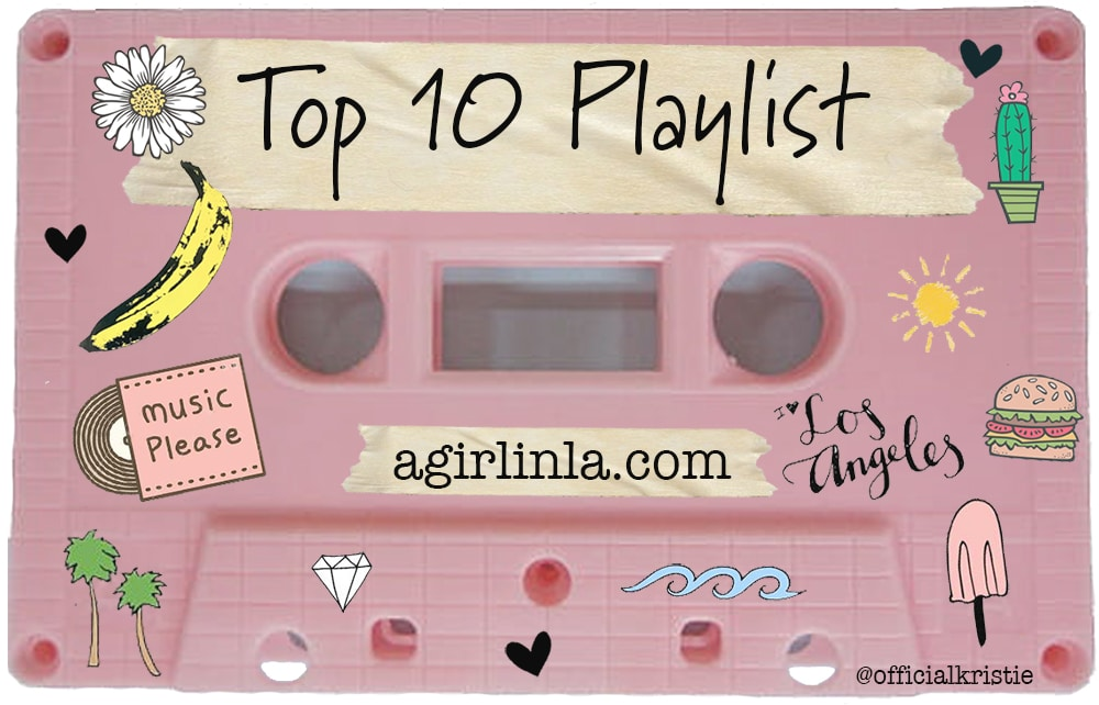 Top 10 Songs of The Month