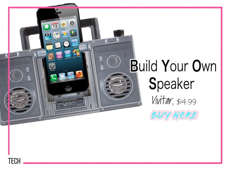 DIY Crafts: Build Your Own Speaker