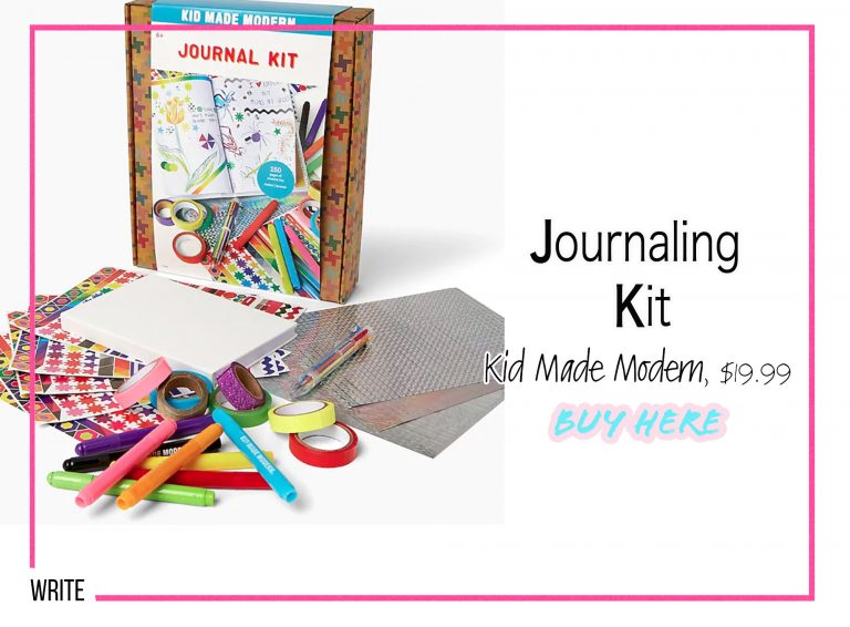DIY Crafts: Journaling Kit