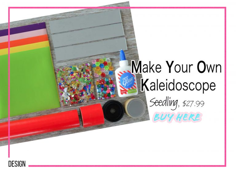 DIY Crafts: Make Your Own Kaleidoscope