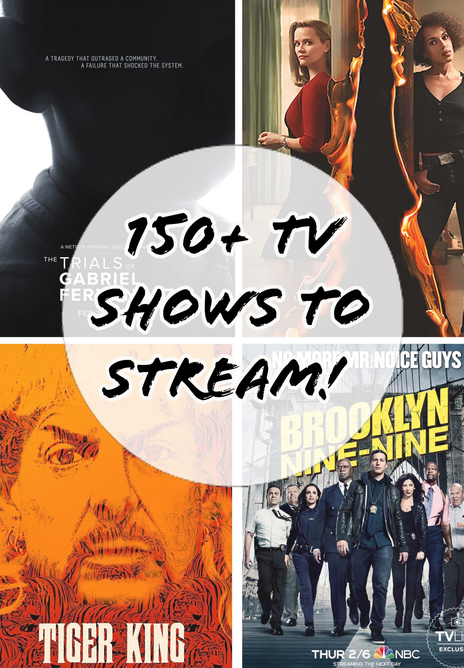150+ TV Shows To Stream During This Crazy Time