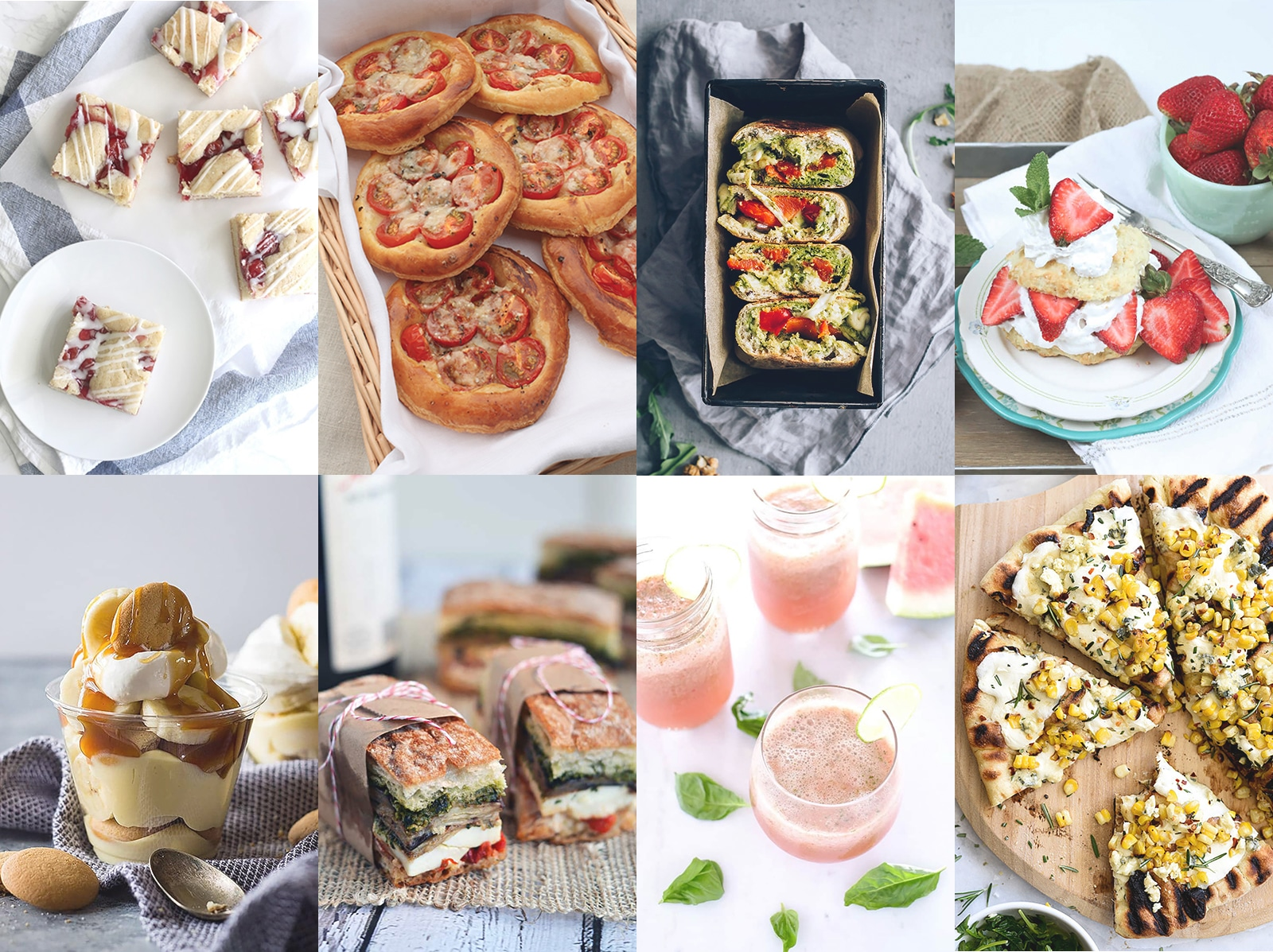 20 Picnic Recipes To Kick Off The Start of Summer