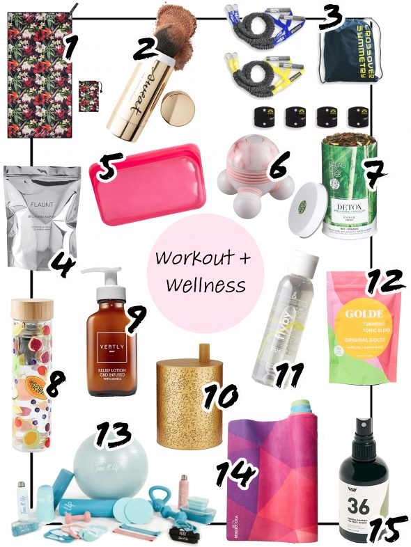 Last-minute Mother's Day Gift Ideas: Workout + Wellness