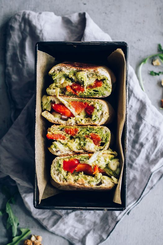 20 Picnic Recipes To Kick Off The Start of Summer: vegetarian picnic recipes